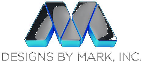 Designs By Mark, Inc Logo